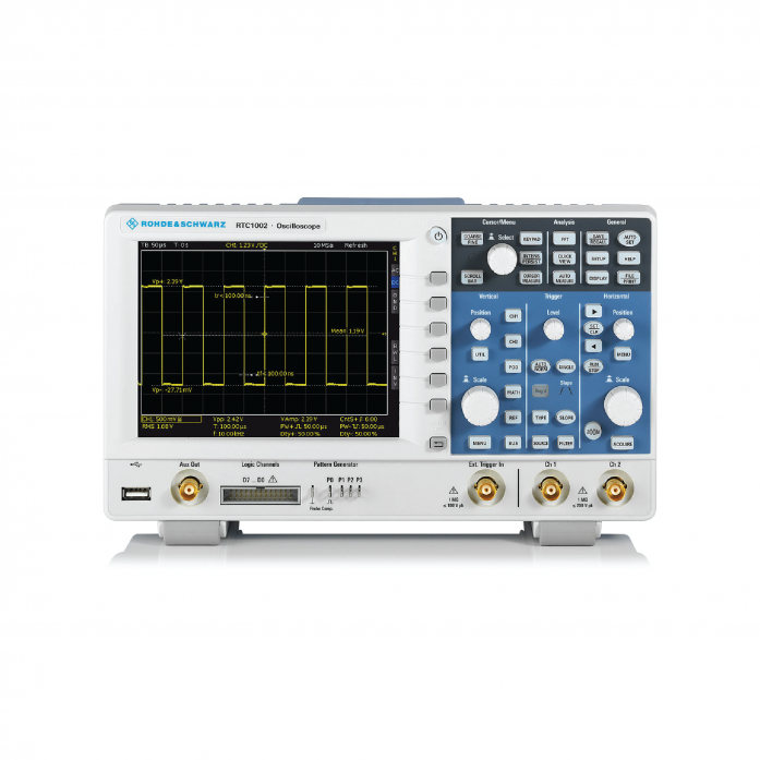 R&S®RTC1000 Oscilloscope