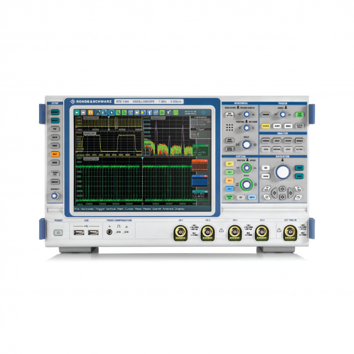 R&S®RTE1000 Oscilloscope